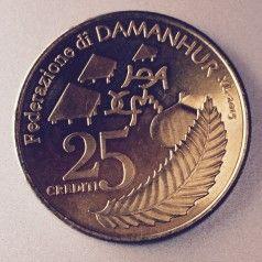 A new Credito coin