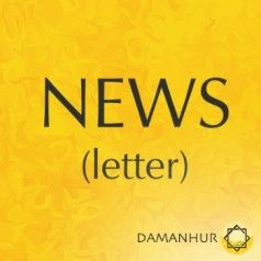 Damanhur News: Open to spring renewal