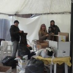 RefuGEN: Support for refugees from Syria in Greece