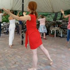 Sacred Dance: a liberating transformation
