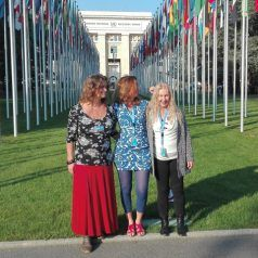 Damanhur at the United Nations in Geneva