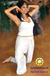 sacred dance