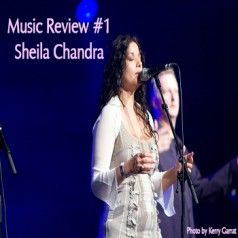 spiriTunes #1: Sheila Chandra